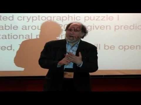 The Growth of Cryptography (Ronald Rivest)