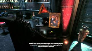 Batman: Arkham Knight - Wayne Tower Voice Messages (Lex Luthor, Kate Kane and more)