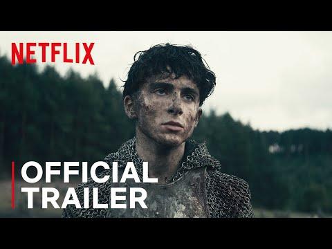 The King - Timothée Chalamet, Robert Pattinson | Final Trailer | Netflix Film | UK/IE