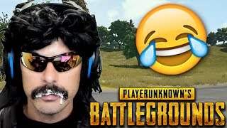 Doc's Wife Trolls the Doc and Funny Moments on PUBG!
