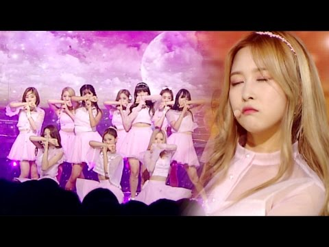 《Comeback Special》 WJSN (Cosmic Girls) (우주소녀) - Secret (비밀이야) @인기가요 Inkigayo 20160821