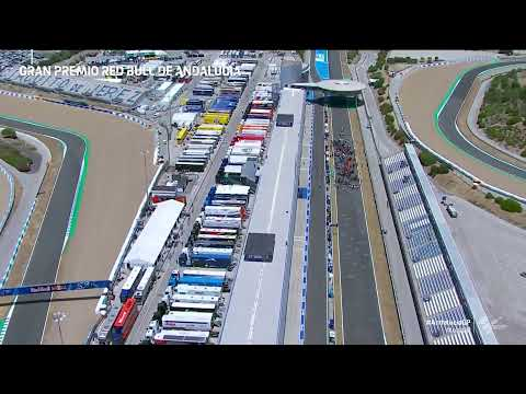 LIVE ? It's race time at the #AndaluciaGP! ?