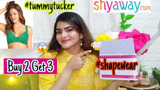 Shyaway haul | AFFORDABLE LINGERIE FOR WINTER | Shapewears/Tummy Truckers Review | #Shyaway offers