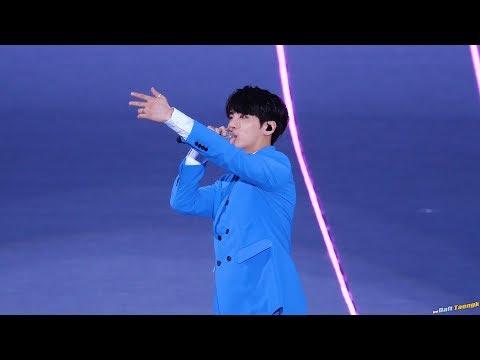 170708 SMTOWN LIVE - 종현 '데자부' 4K 직캠 by DaftTaengk