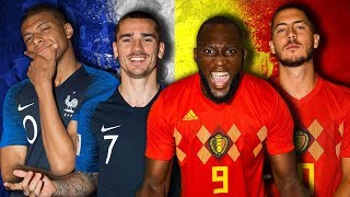 FRANCE 1-0 BELGIUM   FRANCE ARE IN THE WORLD CUP FINAL!!   #TheFootballSocial