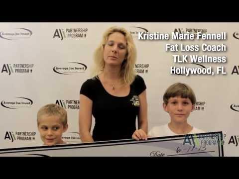 Average Joe Invest Testimonial - Kristine Marie Fennell