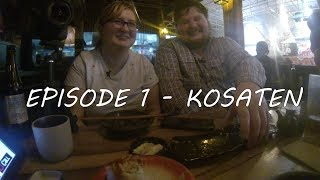 Exploring Tasmania With Diny Episode 1 - Kosaten, Eel and Sake For The First Time!
