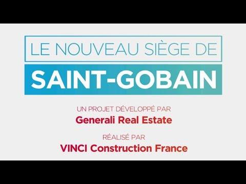 Tour Saint-Gobain : Le projet du nouveau siège de Saint-Gobain à Paris la Défense