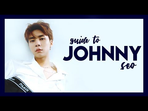 introducing nct: johnny seo