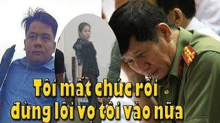 """Vợ Giám đốc CA Đồng Nai liên quan thế nào Vụ """"Giang 36 vây xe chở CA"""""""