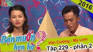Cặp đôi trai tài - gái sắc thể hiện tình cảm ngọt ngào | Văn Cường - Mỹ Linh | BMHH 229