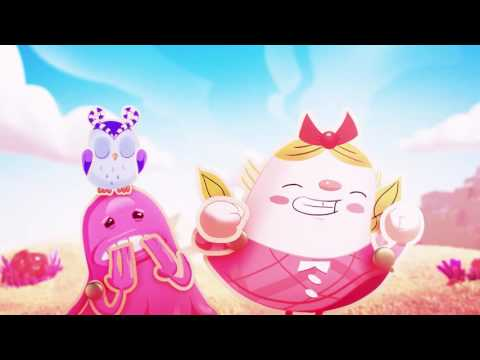 Candy Crush Saga celebrates the worldwide launch of its 2000th level