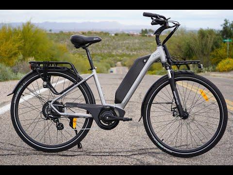 iGO Elite 2 Step Thru Electric Bike Review   Electric Bike Report