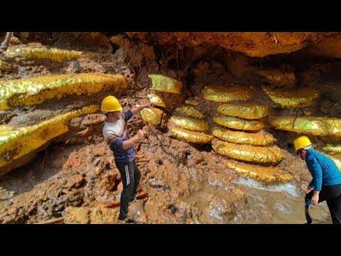 [KHÁM PHÁ] Những Kho Báu Hàng Tấn Vàng Ở Việt Nam Mà Người Dân Vô Tình Tìm Được