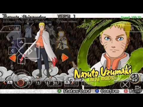 Naruto Shippuden Ultimate Ninja Impact   Final Mod Pack ...