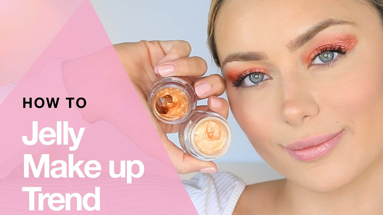 Trend-Thema: Jelly Make-Up