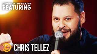 Tinder Is the Ultimate Confidence Killer - Chris Tellez - Stand-Up Featuring