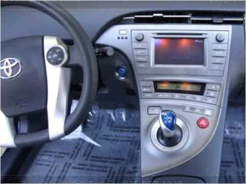 2012 Toyota Prius Used Cars San Ramon CA