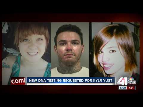 New DNA testing requested by Kylr Yust defense team