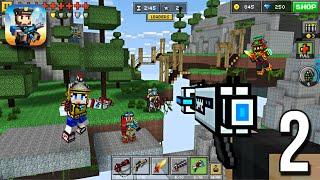 Pixel Gun 3D: FPS Shooter & Battle Royale - Gameplay Part 2