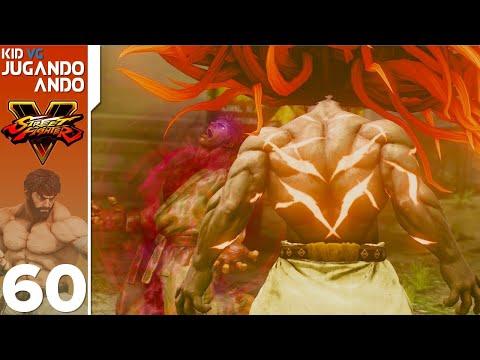 JugandoAndo: Street Fighter V romanticon
