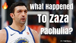What Happened to Zaza Pachulia in the NBA Playoffs? | Out of Rotation For the Golden State Warriors