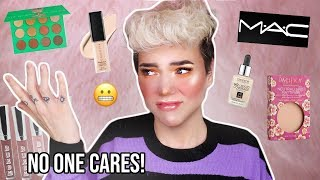 FULL FACE OF BRANDS NO ONE CARES ABOUT... oof | Thomas Halbert
