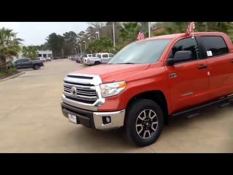 2016 Toyota Tundra TRD Off-Road at Loving Toyota Scion