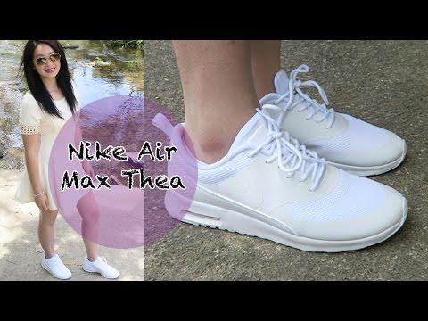Nike Air Max Thea White - Womens