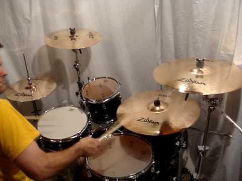 zildjian zbt cymbal demo youtube. Black Bedroom Furniture Sets. Home Design Ideas
