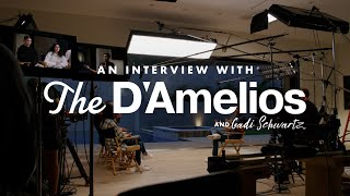 Our Sit Down Interview   The D'Amelio Family