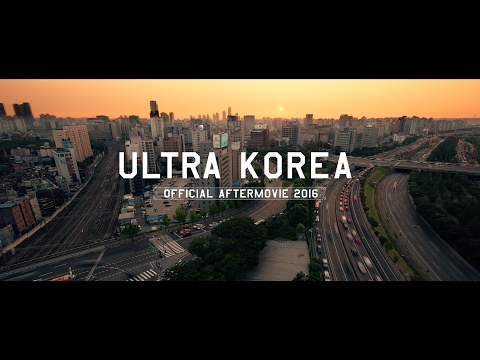 Ultra Korea 2016 (Official 4K Aftermovie)