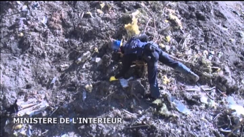 Düşen Germanwings uçağındaki 150 kişinin kimlik tespiti tamamlandı