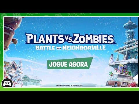 Plants Vs Zombies - Trailer de Feastivus