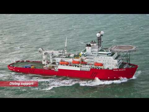 Royal IHC offshore movie
