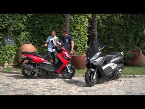 Motosx1000 : Presentación Rieju Cityline 125 y 300