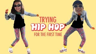 I Tried Going To A Hip Hop Class