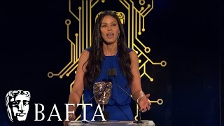 Merle Dandridge wins Performer | BAFTA Games Awards 2016