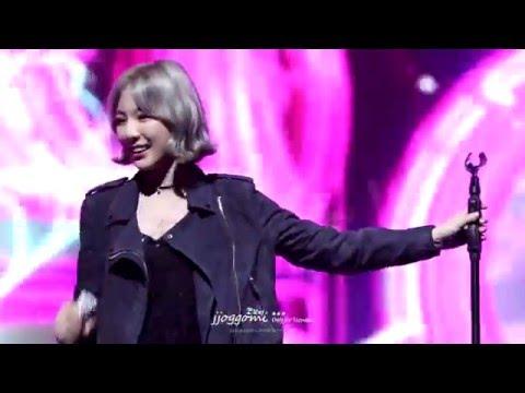160312 태연 Taeyeon - 스트레스 Stress (Mercedes Fan's Night) Live
