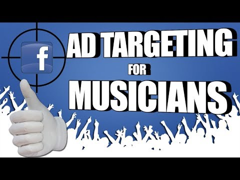 Facebook Advertising Tips For Musicians