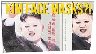 Inspired Face Masks Popular in South Korea ft. Anthony Lee & David So