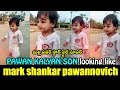 Pawan Kalyan's little son video goes viral