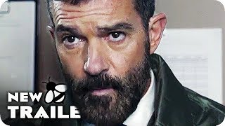 SECURITY (2017) Trailer – Ben Kingsley, Antonio Banderas Action Movie
