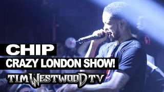 Chip brings out Giggs, Kano, Stormzy, Ghetts at crazy London show! Westwood