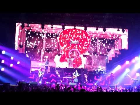 Мумий Тролль Фантастика Stadium Live Moscow 07.12.2013