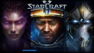 StarCraft 2 with friends