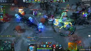 The toss respawn bug just happened with Ogre in EG vs Aster