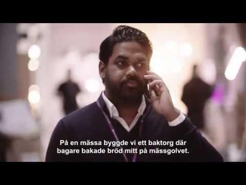 Möt Victor på Stockholmsmässan