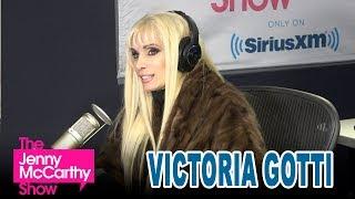 Victoria Gotti on The Jenny McCarthy Show
