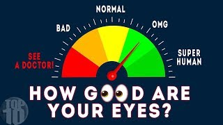 How Good Are Your Eyes? Superhuman Test